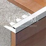 С-образный профиль LUD для подгонки полов из алюминия