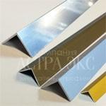 Уголки равносторонние из алюминия    (подробнее)
