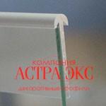 Окантовочный профиль TPI из алюминия