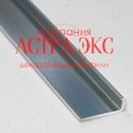 Окантовочный профиль UG 22 AS из алюминия