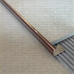 С -образный  профиль LU из цветной нержавеющей стали(от 10 шт.)