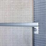 F- образный PF из алюминия для стен