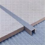 Профиль PU П-образным сечением из алюминия
